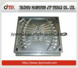 Muffa di plastica del cucchiaio dell'iniezione di alta lucentezza delle 18 cavità