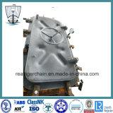 Type Df / Dy Porte en une seule feuille en acier marin