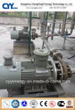 Pompe centrifuge à l'eau de refroidissement d'argon à base d'oxygène liquide cryogénique à l'azote