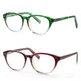 Het recentste Nieuwe Ontwerp spuit Optische in het Oogglas van Eyewear van het Frame