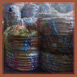 Gute Qualität, schlauchloser Reifen 100/80-14tl, 130/90-15tl des ISO-Nylonmotorrad-6pr