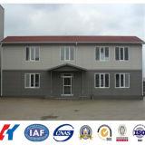 Two-Storey Structurele Geprefabriceerd huis van het Staal