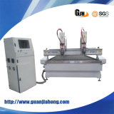 Doble husillo máquina de la carpintería CNC Router (DT2025)
