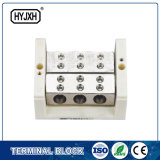 Fj6/Jts2una serie Three-Inlet Bloque Terminal Multi-Outlet