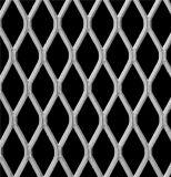 Maille augmentée en métal d'augmenté ou Flatted
