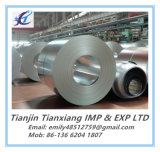 Il prodotto piatto ASTM A653 delicatamente in pieno ha galvanizzato duro la bobina d'acciaio