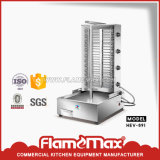 Doner Kebab Shawarma Máquina 4 calentadores (HEV-891)
