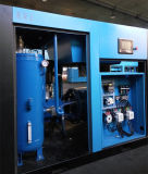 Industrieller niedriger Hochdruckschrauben-Luftverdichter