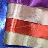 Mouse Padrão de grãos PU Couro artificial Bag/ cabedais de couro