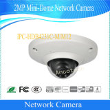 2MP Mini-Dome Dahua móvil de red IP de seguridad de la Cámara de coche (IPC-HDB4231C-M)