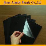 hoja rígida adhesiva del PVC de 0.4m m para el álbum de foto