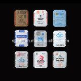 bolso tejido Bag/PP del cemento del papel de 50kg Kraft