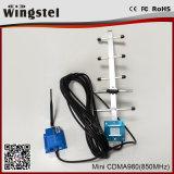 Mini servocommande mobile de signal de CDMA 850MHz au prix usine avec du ce RoHS