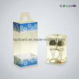 Aangepast Vouwend de Plastic Verpakkende Dozen van het Ondergoed
