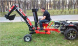 Backhoe Ce Approved малый ATV Towable