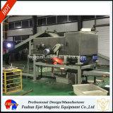 金属のリサイクルのための総ソートの解決の製造プラントシステム