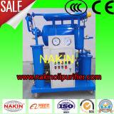 가득 차있는 자동적인 변압기 기름 정화 기계, 진공 기름 탈수함 플랜트