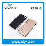 Accesorio para iPhone 6+: Estuche de protección del teléfono celular con el cargador de la emergencia del USB