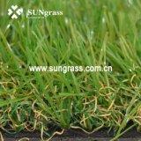 het Kunstmatige Gras van de Vrije tijd van de Tuin van het Landschap van 40mm (sunq-AL00068)