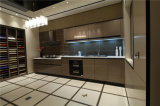 2016 polijst Welbom Keukenkast van de Lak van het Ontwerp Handless de Witte