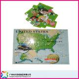 Los niños juguetes educativos rompecabezas para la promoción y educación precio más barato (XC-9-001)