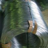 亜鉛によって塗られる電流を通された鉄ワイヤー