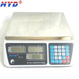 De elektronische Schaal van de Lijst met USB Interface 3kg - 30kg