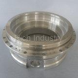 CNCによってカスタマイズされるアルミニウムかステンレス鋼か真鍮の回転部分、造られた部品、高品質の投げる部分の機械化の部品
