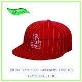 新しいデザイン刺繍カラーテニスのスポーツの帽子