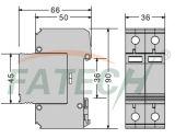 Dispositif de protection de montée subite de la CE 40ka 1p+N