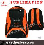 Healong a personnalisé le sac de chaîne de caractères de sports de formation d'école de sac à dos