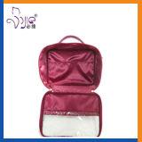 Saco cosmético do saco da composição do banheiro do arti'culo de tocador do curso com fábrica de Sedex