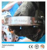 Bride borgne d'acier du carbone de la norme ANSI B16.5 d'A350lf2 600#