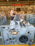 Telaio per tessitura Waterjet di CNC con controllo di Eolectronic
