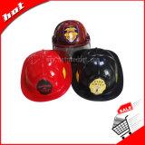 Chapéu da promoção do chapéu do brinquedo do chapéu do homem do incêndio