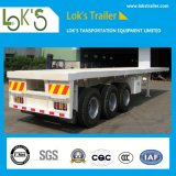 Flatbed Trailer 40 Feet 3 Axle