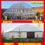 Tenda 2018 della tenda foranea del tetto del poligono per cerimonia nel formato 20X100m 20m x 100m 20 da 100 100X20 100m x 20m