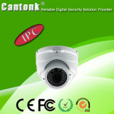 Black-Film Front Cover IP Camera IP66 Outdoor Dome