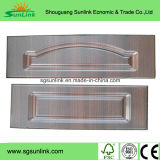 Thermofoil PVC食器棚のドア