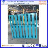 Pallet d'acciaio resistente personalizzato del metallo di memoria del magazzino (Ebil-SP)