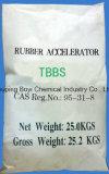 Acelerador de borracha TBBS
