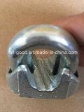 전기 Galv. Fatener DIN741 가단성 주물 철사 밧줄 클립