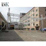 大きいイベントのための屋外アルミニウム段階の屋根のトラスシステム