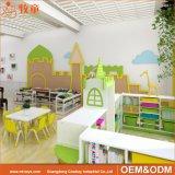 教育子供の調査木は家具の合板の物質的な幼稚園の家具をからかう