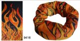 La conception de la flamme de bandana dans de nombreux styles (YT-9416)