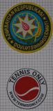 Acessórios de vestuário (tecidos de badge)