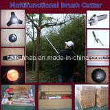 Verschiedene Arten von Ersatzteilen der Serie Pinselschneider