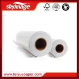 Papel Sublimation do rolo enorme 65GSM 63 do ""