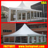 Высокое качество высокое пиковое беседка палатка 12X12m 12 12