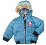 Kid's anorak acolchado abajo chaqueta